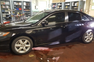 2007 Camry Before