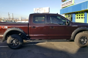 2018 Ford F150 Finished