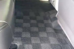 Interior Detail Checker Carpet