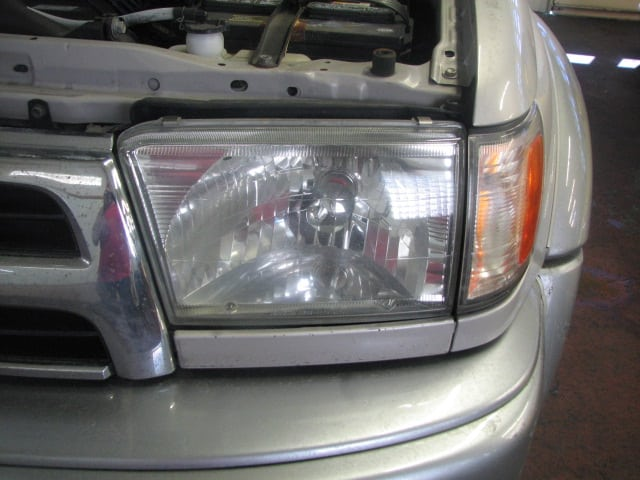 Headlight & Tail Light Tinting