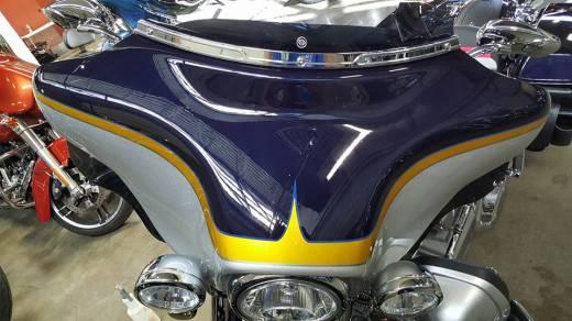 Clear Bra Denver - Motorcycle After